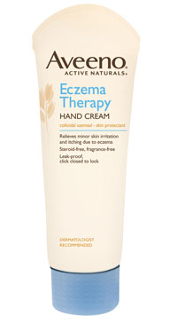 Image of Eczema Therapy Hand Cream packaging