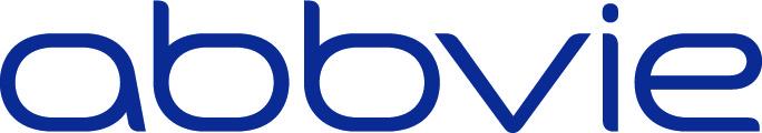 The logo for AbbVie