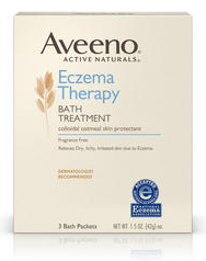 Aveeno Eczema Therapy Bath Treatment