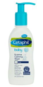 Baby Eczema Calming Wash