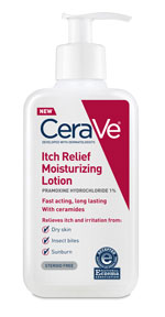 Image of Itch Relief Moisturizing Lotion packaging