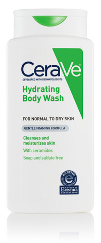 Image of Hydrating Body Wash packaging