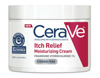 Image of Itch Relief Moisturizing Cream packaging
