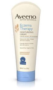 Image of Eczema Therapy Moisturizing Cream packaging