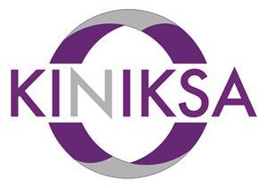The logo for Kiniksa