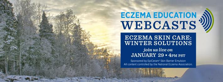 NEA Eczema Education Webcasts