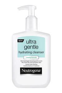 Neutrogena-cleanser