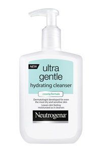 Image of Ultra Gentle Hydrating Cleanser packaging