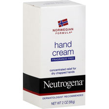 Image of Norwegian Formula Hand Cream packaging
