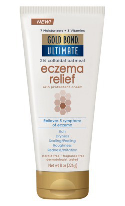 Image of Ultimate Eczema Relief Cream packaging