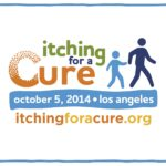 """Itching for a Cure sign to print, 8.5"""" x 11"""""""
