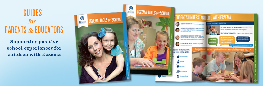 Help Your Child With Eczema This School Year