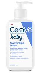 Image of Baby Moisturizing Lotion packaging