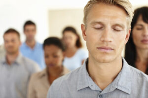meditation and eczema