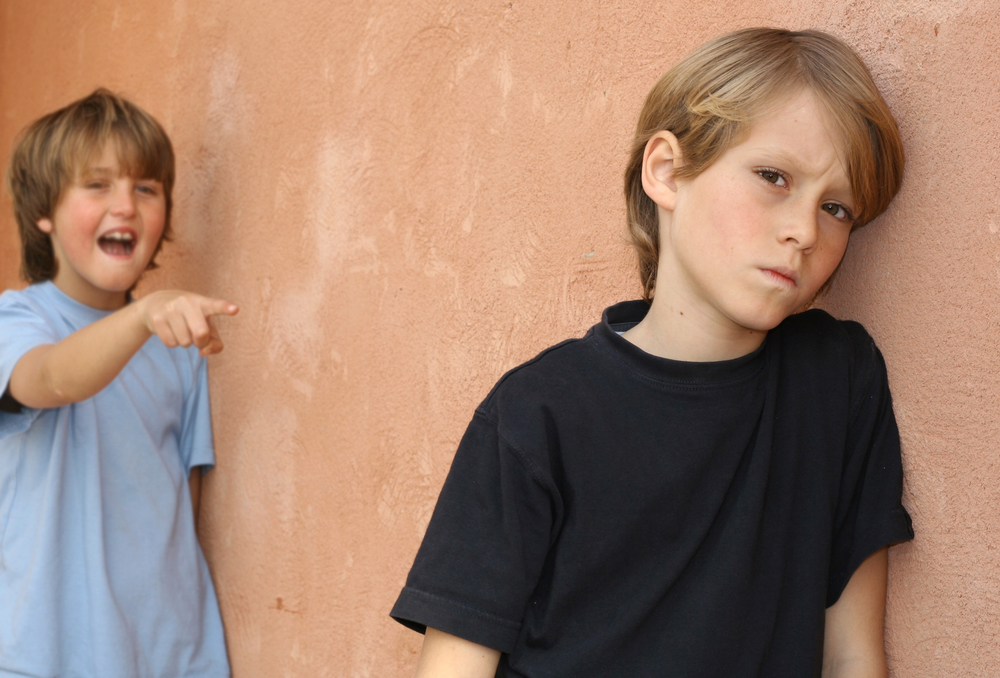 Bullying and Self-Esteem in Kids