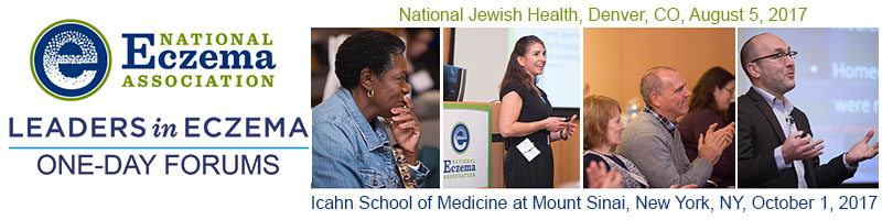 Leaders in Eczema One-day Forum Promo image