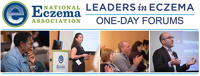 Leaders in Eczema One-Day Forum NYC 2017