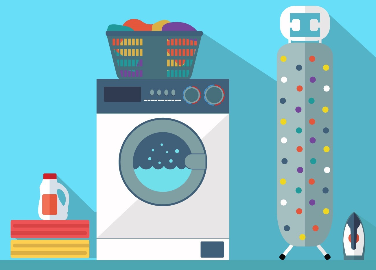 15 Ways to Make Laundry Day More Eczema-Friendly