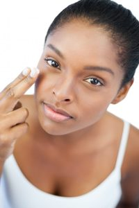 Moisturizing is an important step in caring for eczema