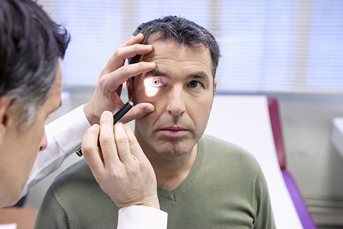Adults with AD at greater risk for eye disease