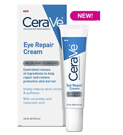 Image of Eye Repair Cream packaging