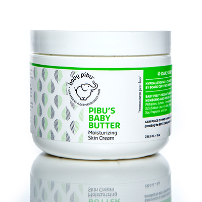 Image of Baby Butter Moisturizing Skin Cream packaging