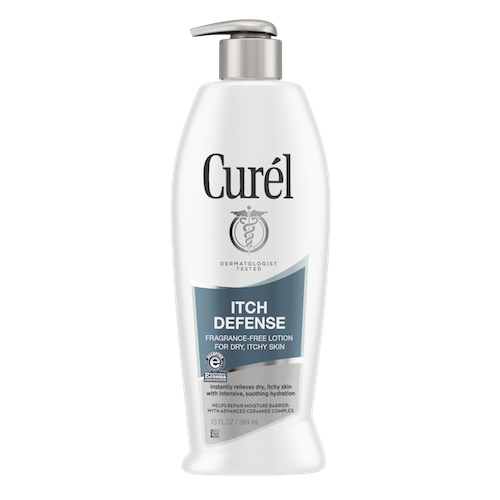 Image of Itch Defense Lotion packaging