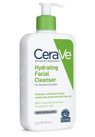 Image of Hydrating Facial Cleanser packaging