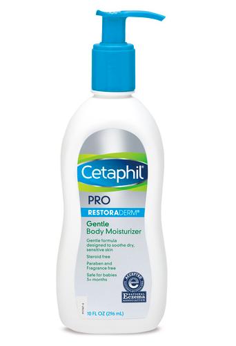 Image of PRO Gentle Body Moisturizer packaging