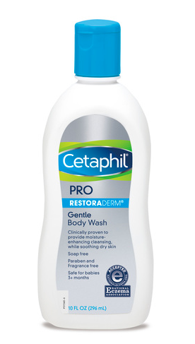 Image of PRO Gentle Body Wash packaging