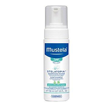 Image of Stelatopia® Foam Shampoo packaging