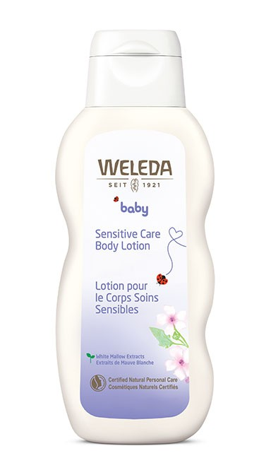Image of Sensitive Care Body Lotion packaging