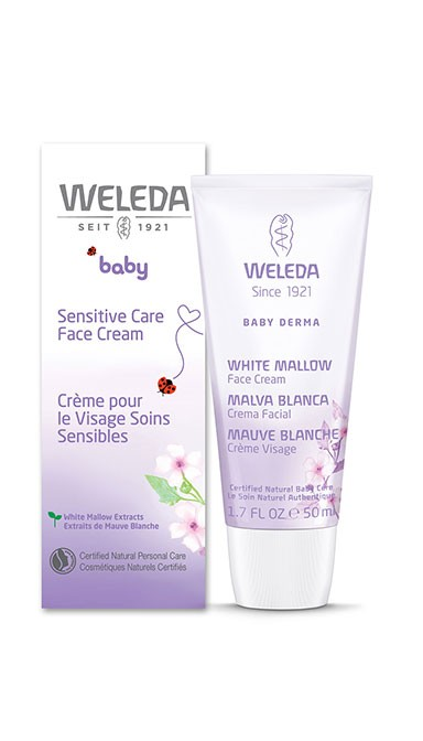 Image of Sensitive Care Face Cream packaging