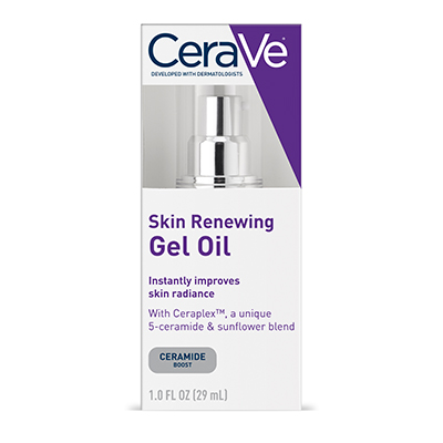 Image of Skin Renewing Gel Oil packaging