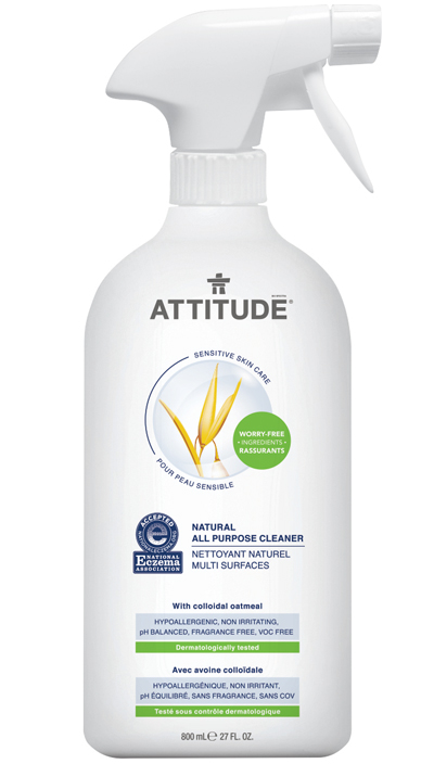 Image of Sensitive Skin All Purpose Cleaner packaging