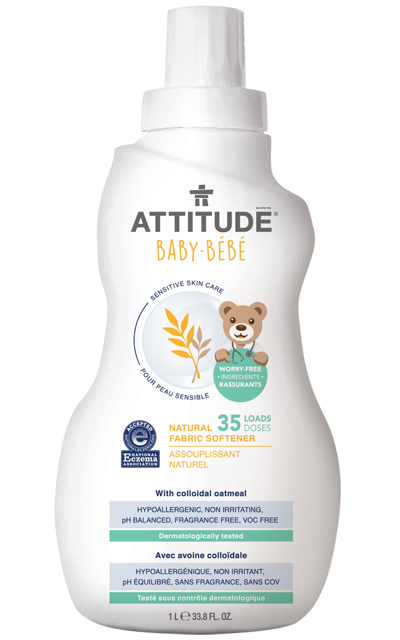 Image of Sensitive Skin BABY Fabric Softener packaging
