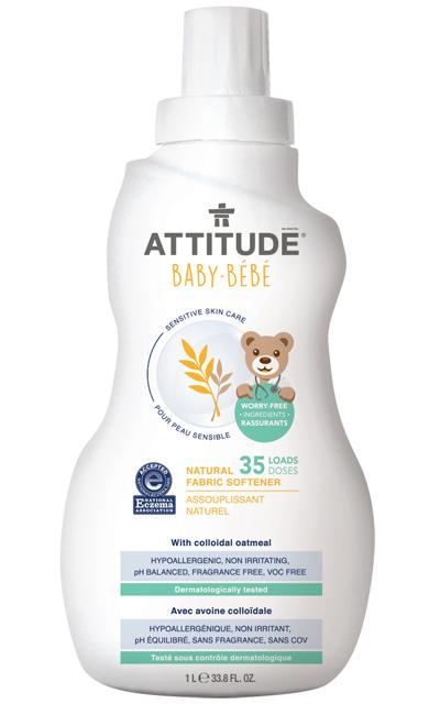 Image of Sensitive Skin BABY Fabric Softener packaging