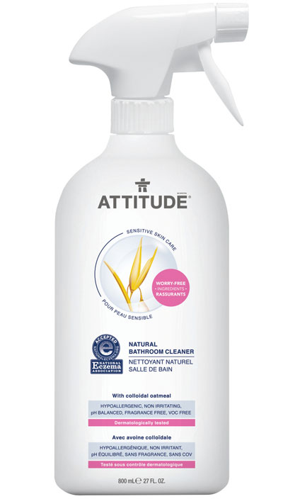 Image of Sensitive Skin Bathroom Cleaner packaging