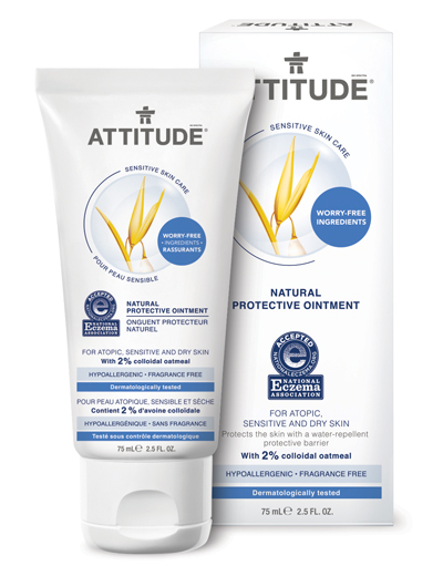 Image of Sensitive SkinProtective Ointment packaging