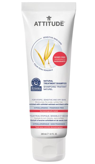 Image of Sensitive Skin Treatment Shampoo packaging