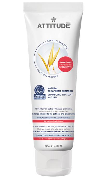 Image of Sensitive Skin Treatment Shampoo packaging
