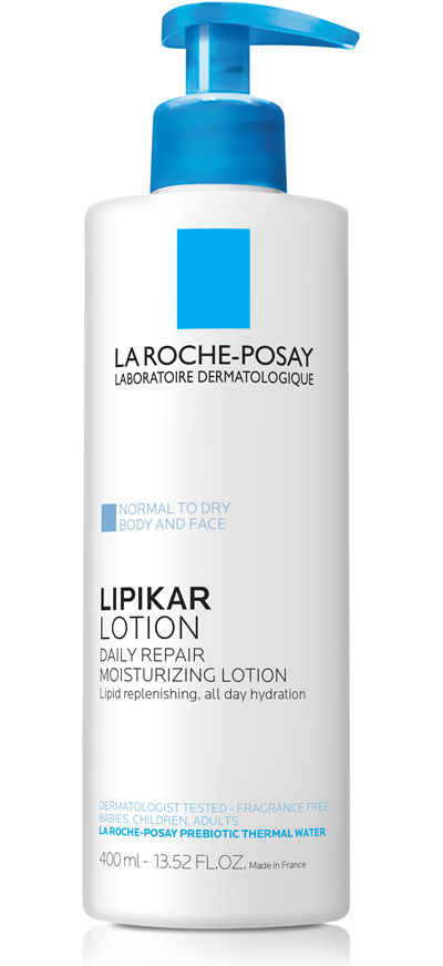 Image of Lipikar Daily Repair Moisturizing Lotion packaging