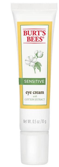 Image of Sensitive Eye Cream packaging