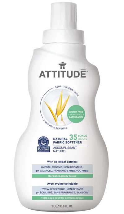 Image of Sensitive Skin Fabric Softener  packaging