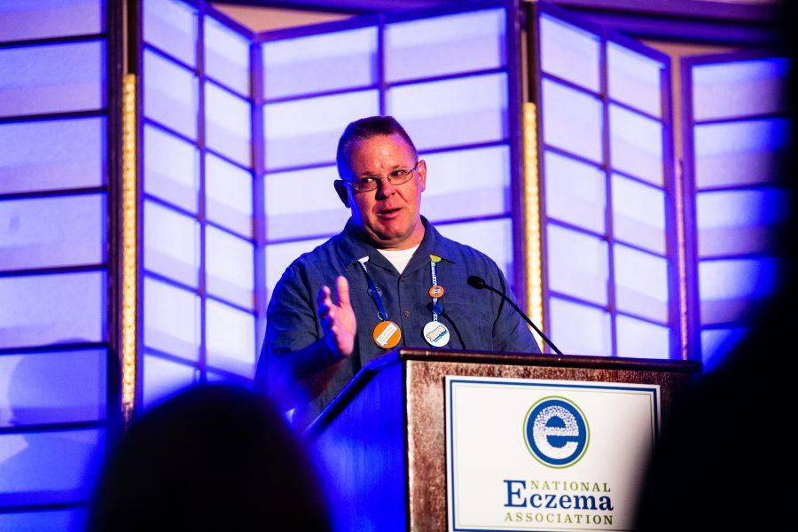 'Regular Joe Schmo' makes miraculous eczema recovery