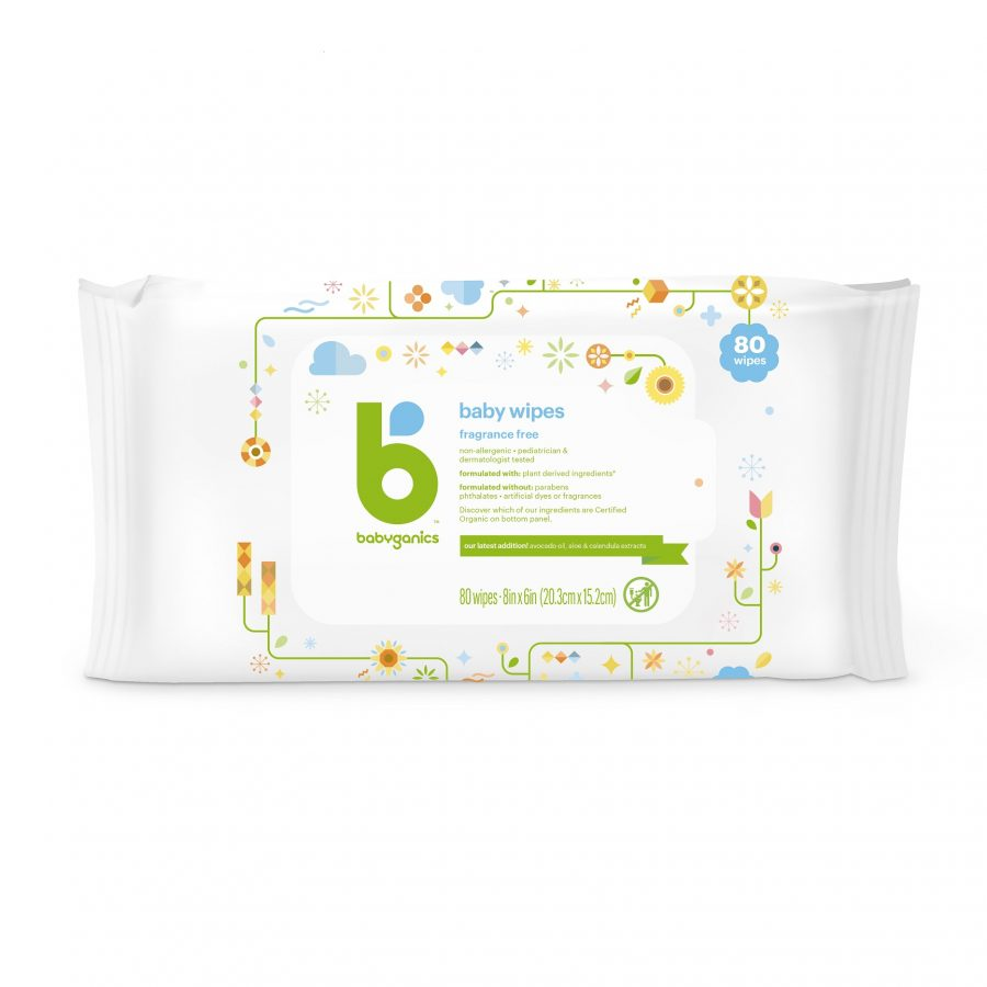 Image of Baby Wipes packaging