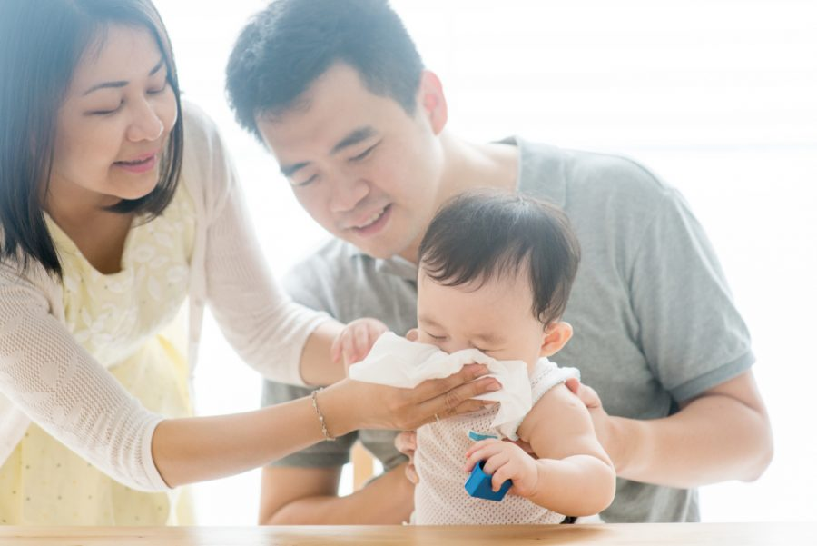 Eczema infants face double whammy of related health conditions