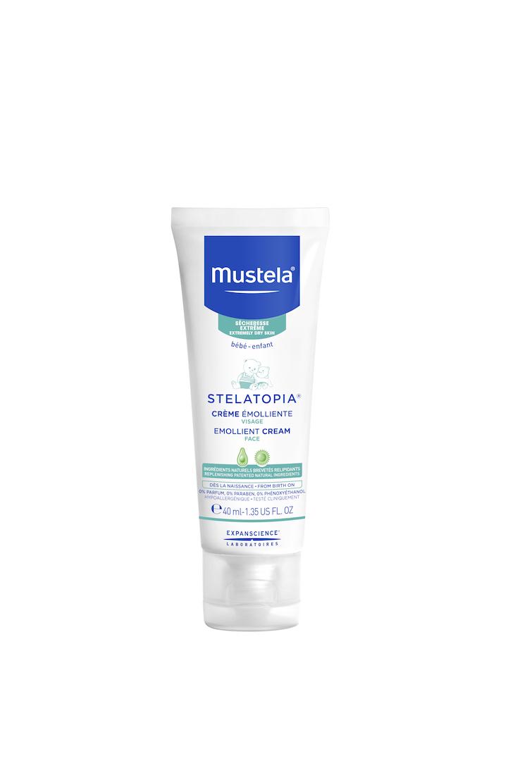 Image of Stelatopia® Emollient Face Cream packaging