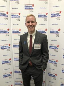 Ryland rallies for medical research