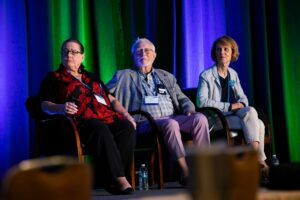 NEA's founders reminisce on the past 30 years